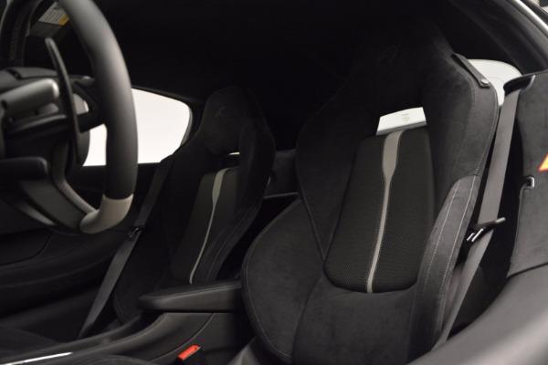Used 2017 McLaren 570S for sale Sold at Alfa Romeo of Westport in Westport CT 06880 17