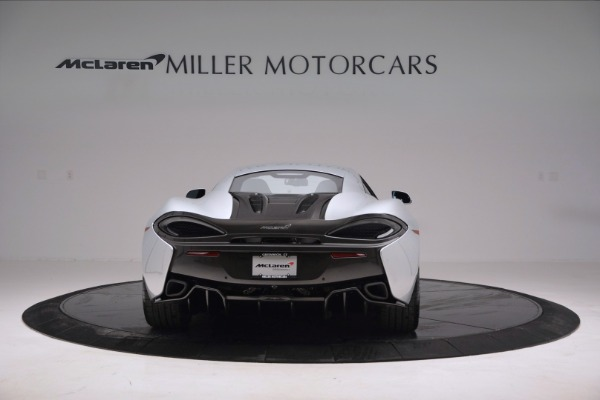 Used 2017 McLaren 570S for sale Sold at Alfa Romeo of Westport in Westport CT 06880 6