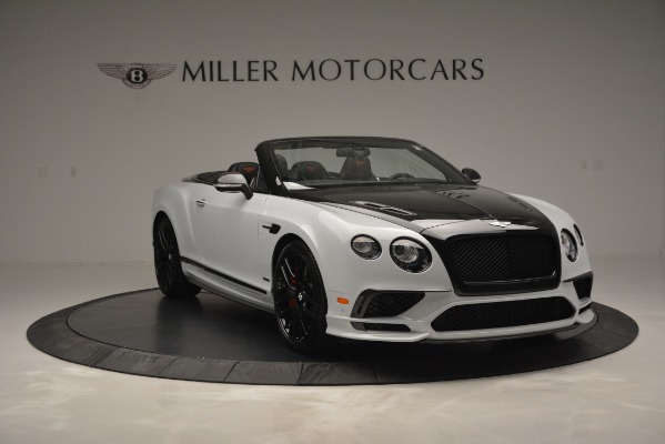 New 2018 Bentley Continental GT Supersports Convertible for sale Sold at Alfa Romeo of Westport in Westport CT 06880 11