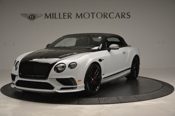 New 2018 Bentley Continental GT Supersports Convertible for sale Sold at Alfa Romeo of Westport in Westport CT 06880 13