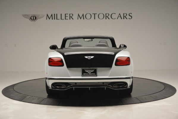 New 2018 Bentley Continental GT Supersports Convertible for sale Sold at Alfa Romeo of Westport in Westport CT 06880 6
