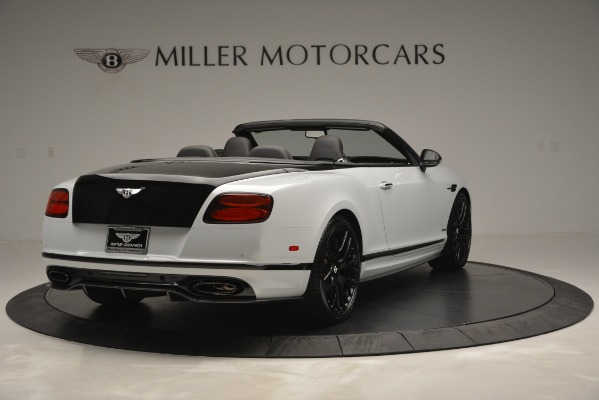 New 2018 Bentley Continental GT Supersports Convertible for sale Sold at Alfa Romeo of Westport in Westport CT 06880 7