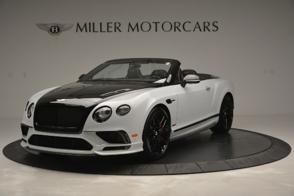 New 2018 Bentley Continental GT Supersports Convertible for sale Sold at Alfa Romeo of Westport in Westport CT 06880 1