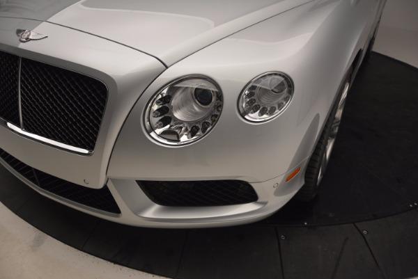 Used 2013 Bentley Continental GT V8 for sale Sold at Alfa Romeo of Westport in Westport CT 06880 27
