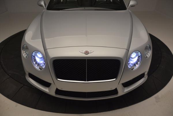 Used 2013 Bentley Continental GT V8 for sale Sold at Alfa Romeo of Westport in Westport CT 06880 28