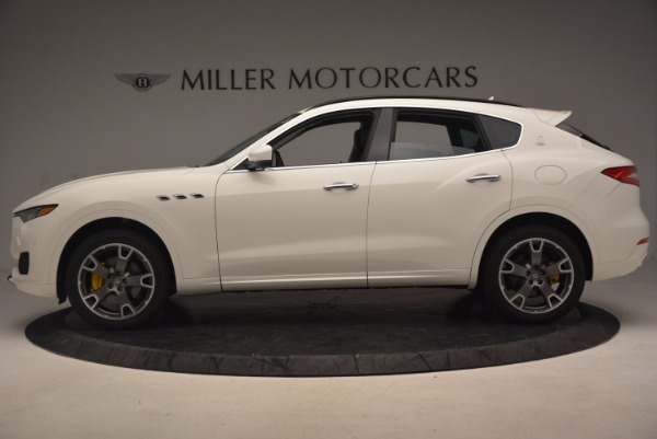 New 2017 Maserati Levante S Q4 for sale Sold at Alfa Romeo of Westport in Westport CT 06880 3
