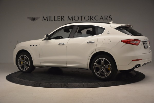 New 2017 Maserati Levante S Q4 for sale Sold at Alfa Romeo of Westport in Westport CT 06880 4