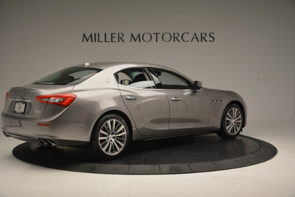 New 2017 Maserati Ghibli S Q4 for sale Sold at Alfa Romeo of Westport in Westport CT 06880 8