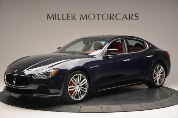 New 2017 Maserati Ghibli S Q4 for sale Sold at Alfa Romeo of Westport in Westport CT 06880 2