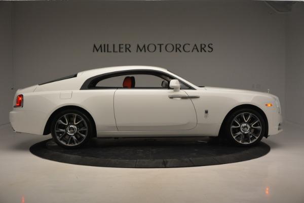 New 2017 Rolls-Royce Wraith for sale Sold at Alfa Romeo of Westport in Westport CT 06880 11