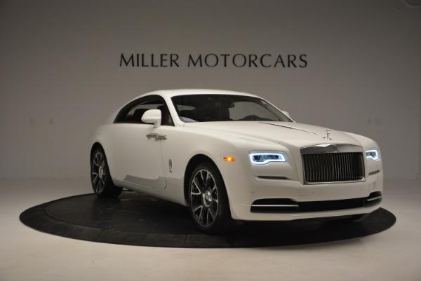 New 2017 Rolls-Royce Wraith for sale Sold at Alfa Romeo of Westport in Westport CT 06880 13