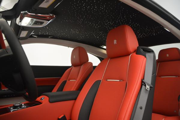 New 2017 Rolls-Royce Wraith for sale Sold at Alfa Romeo of Westport in Westport CT 06880 18