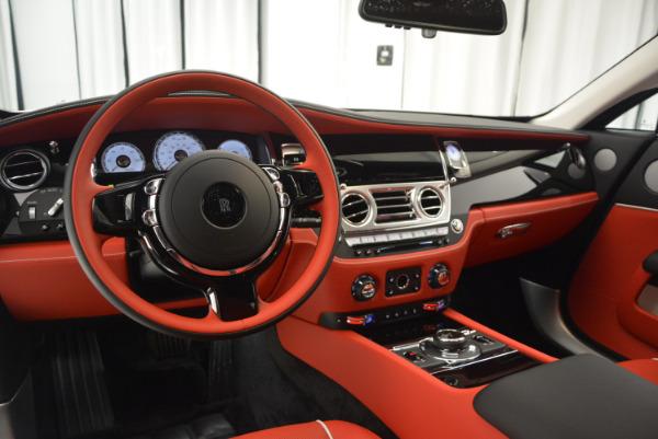 New 2017 Rolls-Royce Wraith for sale Sold at Alfa Romeo of Westport in Westport CT 06880 19