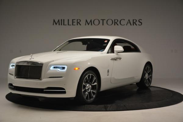New 2017 Rolls-Royce Wraith for sale Sold at Alfa Romeo of Westport in Westport CT 06880 2