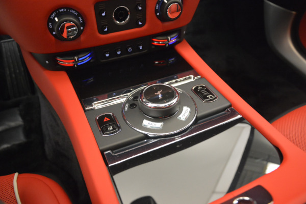 New 2017 Rolls-Royce Wraith for sale Sold at Alfa Romeo of Westport in Westport CT 06880 20