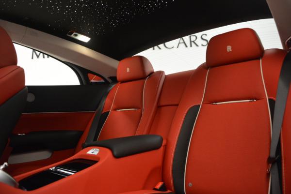 New 2017 Rolls-Royce Wraith for sale Sold at Alfa Romeo of Westport in Westport CT 06880 22