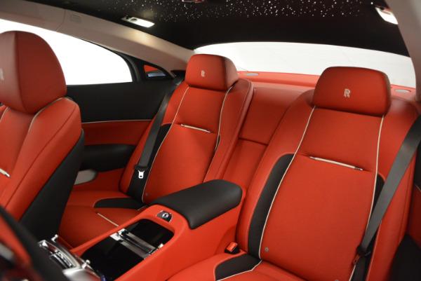New 2017 Rolls-Royce Wraith for sale Sold at Alfa Romeo of Westport in Westport CT 06880 23