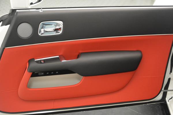 New 2017 Rolls-Royce Wraith for sale Sold at Alfa Romeo of Westport in Westport CT 06880 24