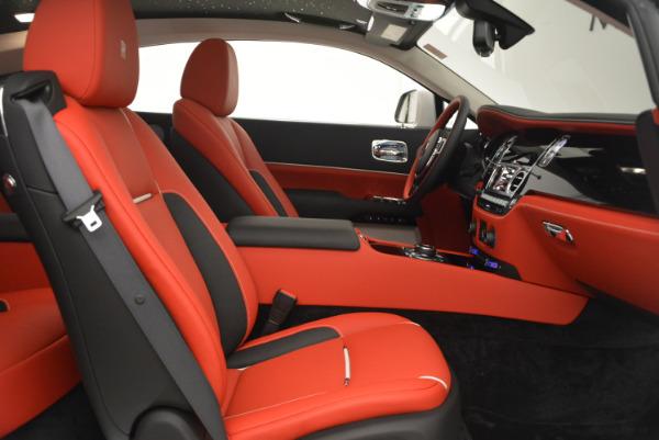 New 2017 Rolls-Royce Wraith for sale Sold at Alfa Romeo of Westport in Westport CT 06880 25