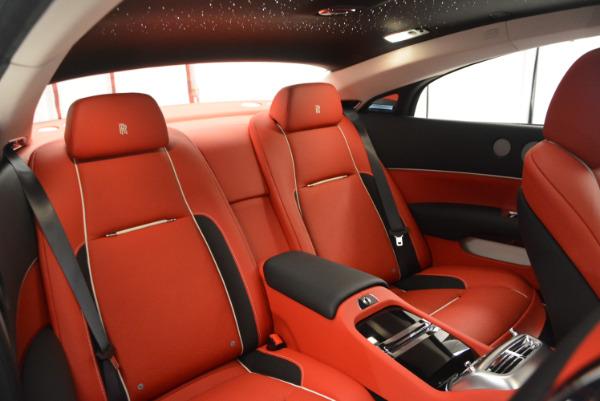 New 2017 Rolls-Royce Wraith for sale Sold at Alfa Romeo of Westport in Westport CT 06880 28