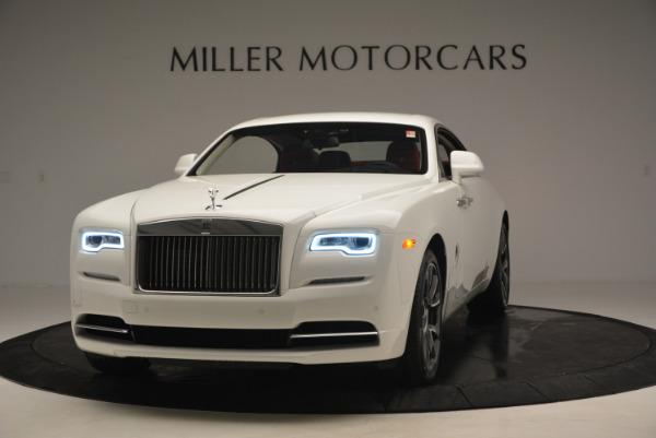 New 2017 Rolls-Royce Wraith for sale Sold at Alfa Romeo of Westport in Westport CT 06880 1