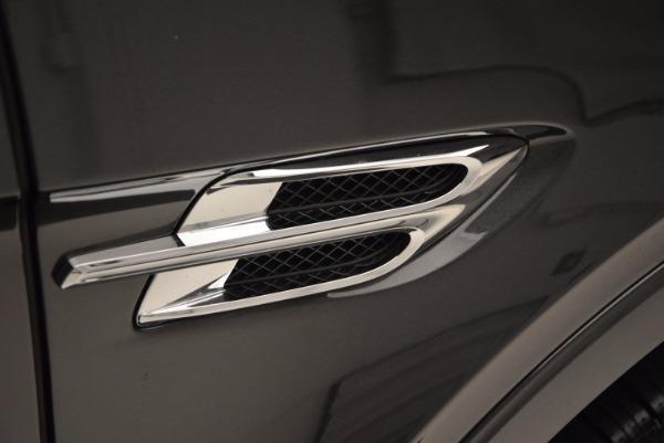 New 2017 Bentley Bentayga for sale Sold at Alfa Romeo of Westport in Westport CT 06880 18