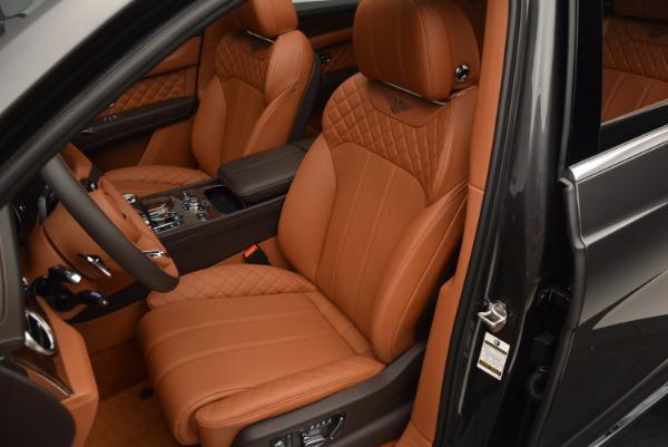 New 2017 Bentley Bentayga for sale Sold at Alfa Romeo of Westport in Westport CT 06880 24