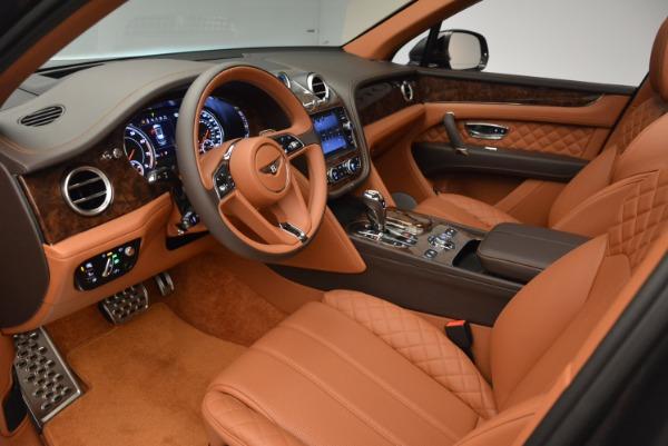 New 2017 Bentley Bentayga for sale Sold at Alfa Romeo of Westport in Westport CT 06880 26