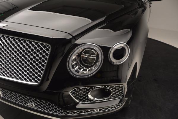 Used 2017 Bentley Bentayga for sale Sold at Alfa Romeo of Westport in Westport CT 06880 14