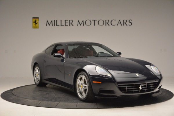 Used 2005 Ferrari 612 Scaglietti 6-Speed Manual for sale Sold at Alfa Romeo of Westport in Westport CT 06880 12