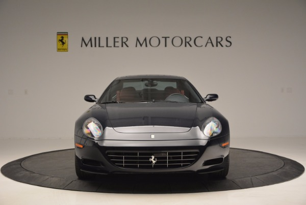 Used 2005 Ferrari 612 Scaglietti 6-Speed Manual for sale Sold at Alfa Romeo of Westport in Westport CT 06880 13