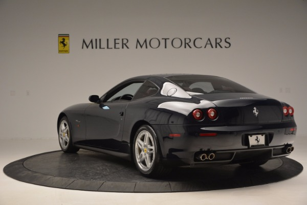 Used 2005 Ferrari 612 Scaglietti 6-Speed Manual for sale Sold at Alfa Romeo of Westport in Westport CT 06880 6