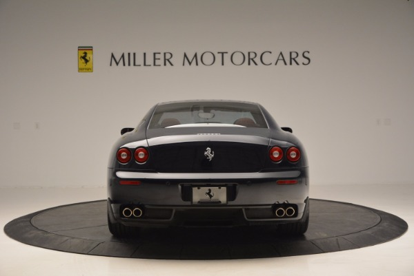 Used 2005 Ferrari 612 Scaglietti 6-Speed Manual for sale Sold at Alfa Romeo of Westport in Westport CT 06880 7