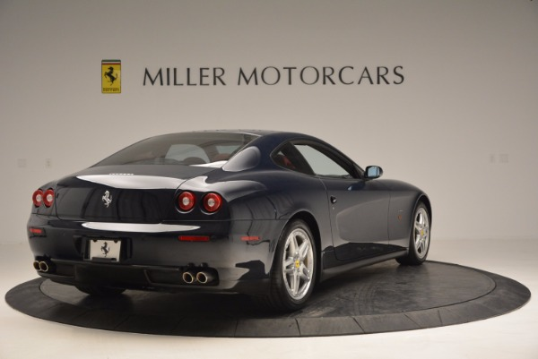 Used 2005 Ferrari 612 Scaglietti 6-Speed Manual for sale Sold at Alfa Romeo of Westport in Westport CT 06880 8