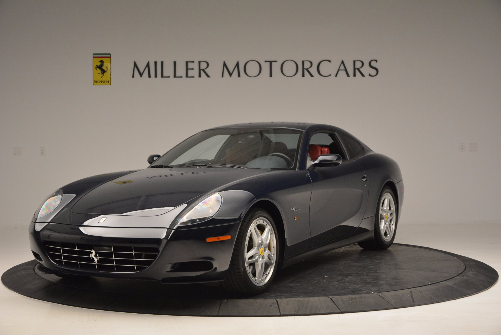 Used 2005 Ferrari 612 Scaglietti 6-Speed Manual for sale Sold at Alfa Romeo of Westport in Westport CT 06880 1