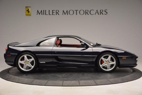 Used 1999 Ferrari 355 Berlinetta for sale Sold at Alfa Romeo of Westport in Westport CT 06880 10