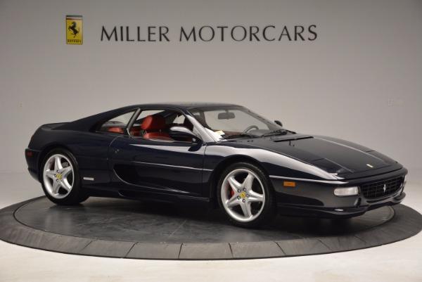 Used 1999 Ferrari 355 Berlinetta for sale Sold at Alfa Romeo of Westport in Westport CT 06880 11
