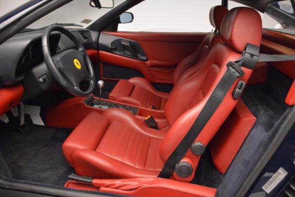 Used 1999 Ferrari 355 Berlinetta for sale Sold at Alfa Romeo of Westport in Westport CT 06880 15