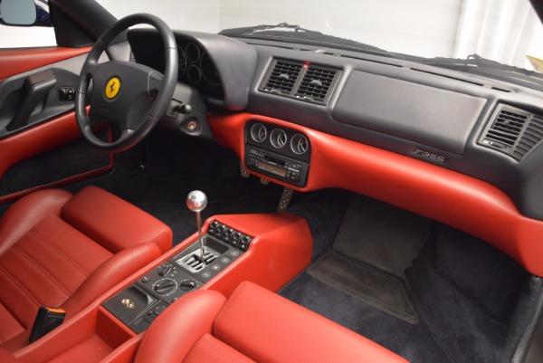 Used 1999 Ferrari 355 Berlinetta for sale Sold at Alfa Romeo of Westport in Westport CT 06880 18