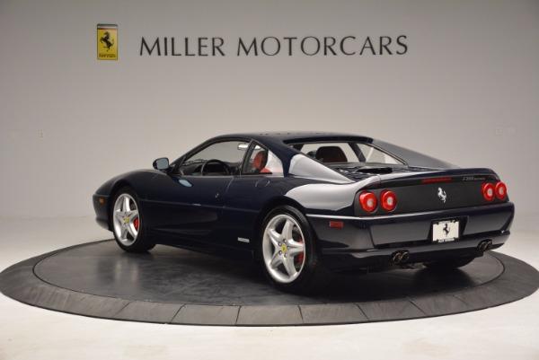 Used 1999 Ferrari 355 Berlinetta for sale Sold at Alfa Romeo of Westport in Westport CT 06880 6