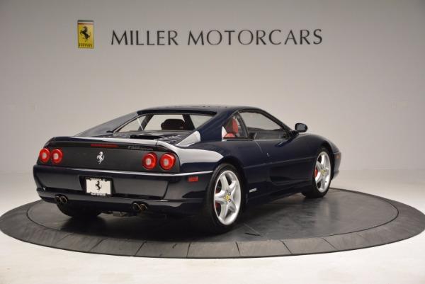Used 1999 Ferrari 355 Berlinetta for sale Sold at Alfa Romeo of Westport in Westport CT 06880 8