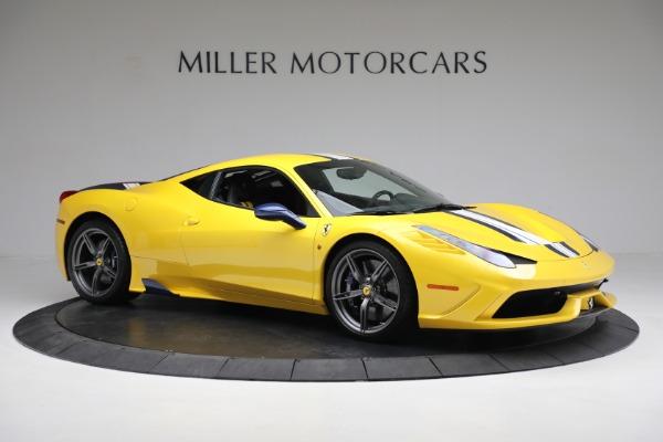 Used 2015 Ferrari 458 Speciale for sale Sold at Alfa Romeo of Westport in Westport CT 06880 10