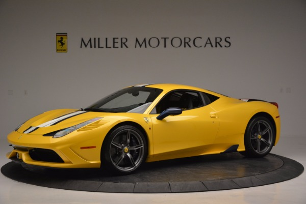 Used 2015 Ferrari 458 Speciale for sale Sold at Alfa Romeo of Westport in Westport CT 06880 2