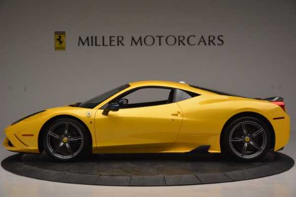 Used 2015 Ferrari 458 Speciale for sale Sold at Alfa Romeo of Westport in Westport CT 06880 3