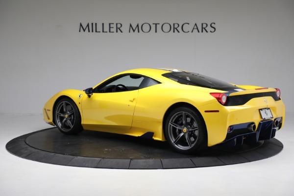 Used 2015 Ferrari 458 Speciale for sale Sold at Alfa Romeo of Westport in Westport CT 06880 4