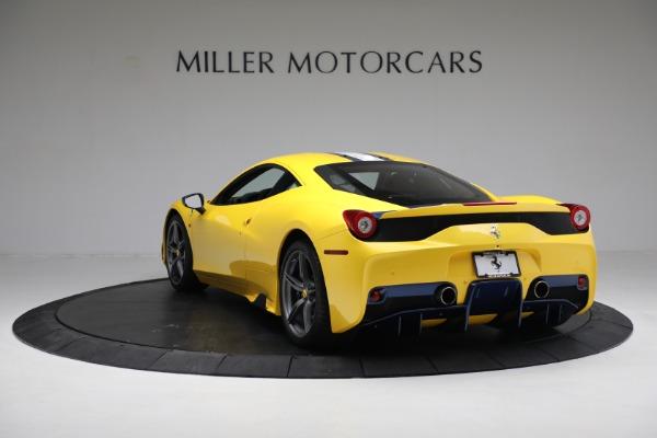 Used 2015 Ferrari 458 Speciale for sale Sold at Alfa Romeo of Westport in Westport CT 06880 5