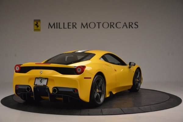 Used 2015 Ferrari 458 Speciale for sale Sold at Alfa Romeo of Westport in Westport CT 06880 7