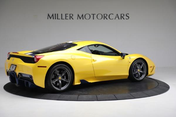 Used 2015 Ferrari 458 Speciale for sale Sold at Alfa Romeo of Westport in Westport CT 06880 8