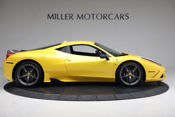 Used 2015 Ferrari 458 Speciale for sale Sold at Alfa Romeo of Westport in Westport CT 06880 9