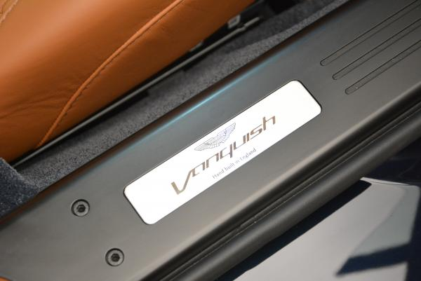 New 2016 Aston Martin Vanquish Volante for sale Sold at Alfa Romeo of Westport in Westport CT 06880 25